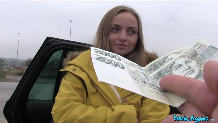 Innocent Babe Paid for Sex