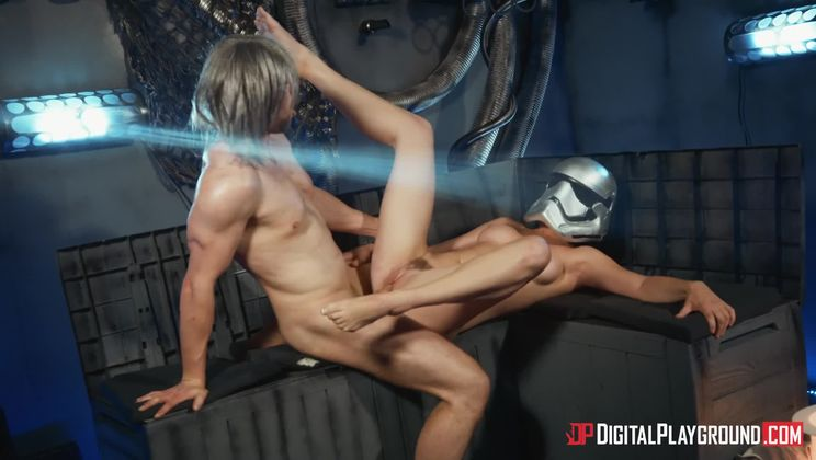 Star Wars: The Last Temptation A DP XXX Parody Scene 4