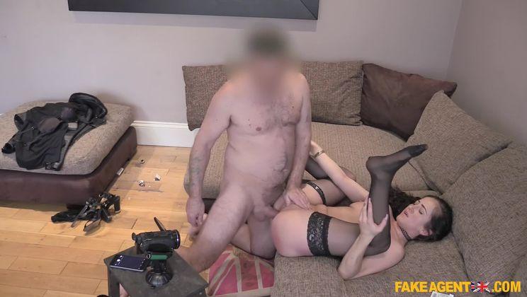 Big Butt Plug and Hard Anal Fucking